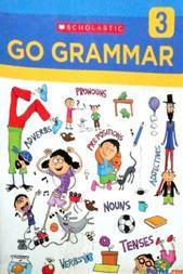 Scholastic go Grammar Course Book- 3 in English