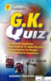 G.K.QUIZ