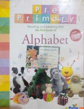 Reading and learning skills My first book of ALPHABET By NA