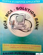BCA/MCA-SOLUTION BANK