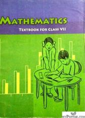 NECRT Mathematics textbook for class 7