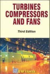 Turbines Compressors and Fans (English) 3rd Edition