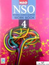 MTG NSO National Science Olympiad Work Book 4