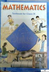 MATHEMATICS TEXT BOOK FOR CLASS 9 IN ENGLISH