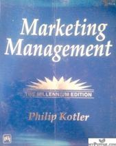 Marketing Management 10th Edition