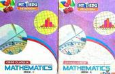 MT edu solutions prep for cbse class ix a pack of 2 books