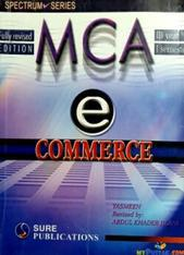 MCA ECOMMERCE 3RD YEAR 1 SEMESTER By YASMEEN