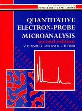 Quantitative Electron Probe Analysis (Ellis Horwood Series in Physics and Its Applications)