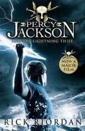 percy jackson and The Lightning Thief (English)