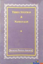 Three Stotras and Namavalis By NA