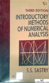 INTRODUCTORY METHODS OF NUMERICAL ANALYSIS ENGLISH