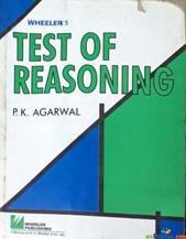 test of Reasoning By p k agarwal