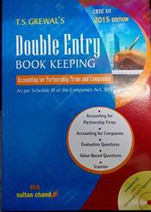 Double Entry Book Keeping Class 12