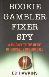 Bookie Gambler Fixer Spy By ED Hawkins