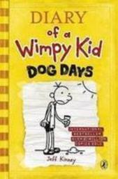 Diary wimpy kid dog days
