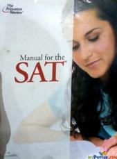MANUAL FOR THE SET THE PRINCETON REVIEW By NA