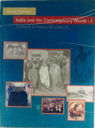 NCERT Social Science India and The Contemporary World - 1 Textbook in History For Class 9