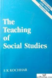 The Teaching of Social Studies (English) 01 Edition for B.Ed