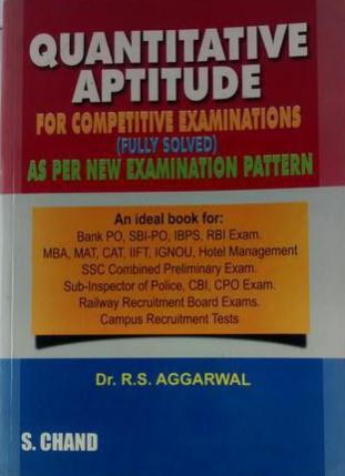 Quantitative Aptitude For Competitive Examinations (English)