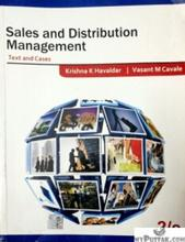 Sales and Distribution Management in English