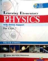 Learning Elementary Physics for Class 7