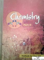 NCERT CHEMISTRY PART 2 TEXTBOOK FOR CLASS 12 ENGLISH