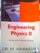 engineering physics ii By m arumugam