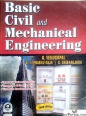 Basic Civil and Mechanical Engineering 3rd Edition