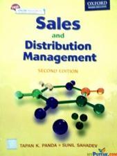 Sales and Distribution Management By Tapan K. Panda,Sunil Sahadev