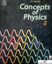Concept's Of Physics volume 2 By H.C. Verma
