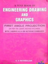 A Textbook of Engineering Drawing and Graphics By K V Natarajan