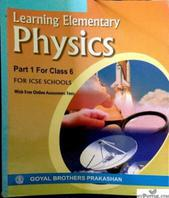 learning elementary physics for class6