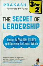 The secret of leadership in English