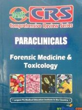 DAMS CRS Paraclinicals-Forensic Medicine & Toxicology