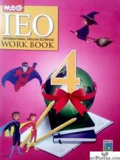 MTG IEO International English Olympiad Work Book 4