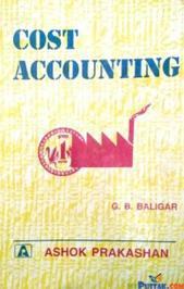 Cost Accounting By GB Baligar By GB Baligar