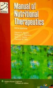 Manual of Nutrition Therapeutics in English