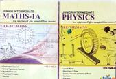Nishith  preparation for junior intermediate a pack of 2 books