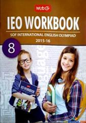 International English Olympiad : Work Book - Class 8