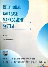 relational database management system By na
