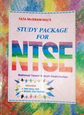 study package for national talent Search examination By na