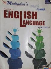 English Language Volume 3