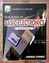 A TEXTBOOK OF BASIC ELECTRONICS