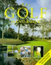 The Golf Handbook By Richard Bradbeer,Ian Morrison