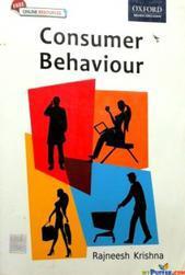 Consumer behaviour in English