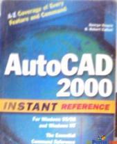 AutoCAD 2000 Windows 95,98,nt