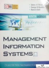 Management Information Systems 9th Edition