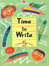 Time To Write - 5