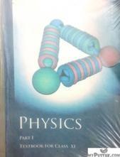 NCERT Physics part 1 Textbook for class 11