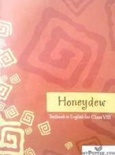 NCERT Honeydew textbook in English for class 8